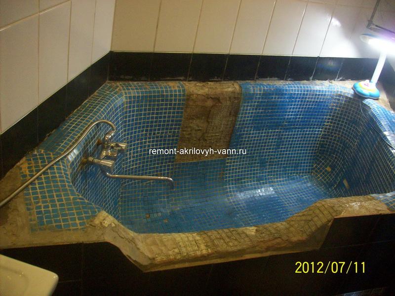 Самодельная ванна своими руками 46
